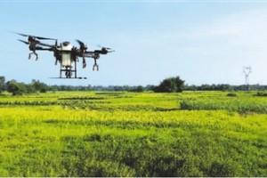 """给农业插上科技的""""翅膀"""""""