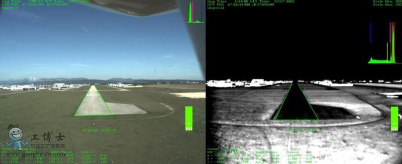 自动飞行的新时代——识别跑道自动着陆