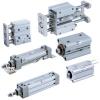 CHDKB/CH2F  SMC 强耐水性气缸(液压、气压)