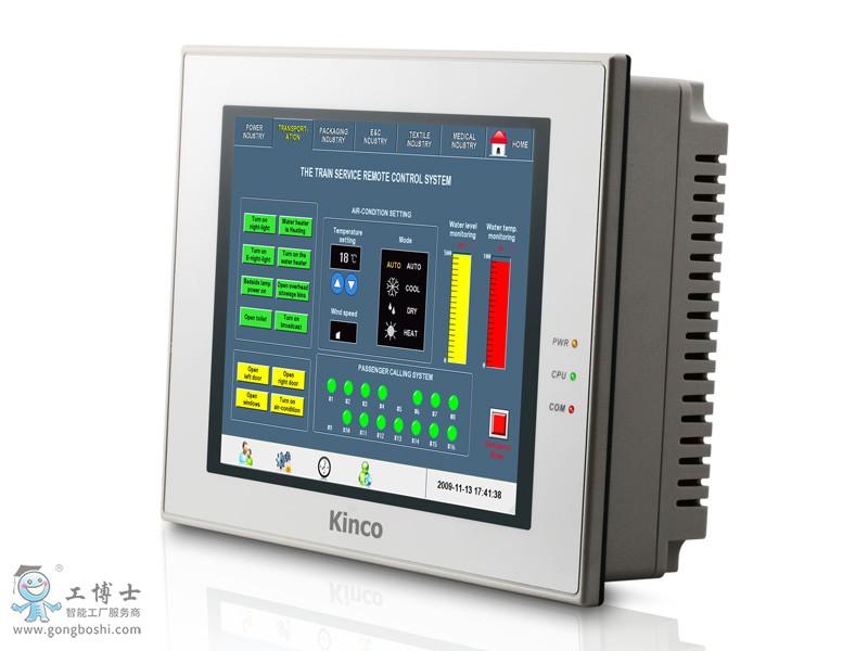 Kinco 步科MT5423T-DP人机界面 8寸触摸屏