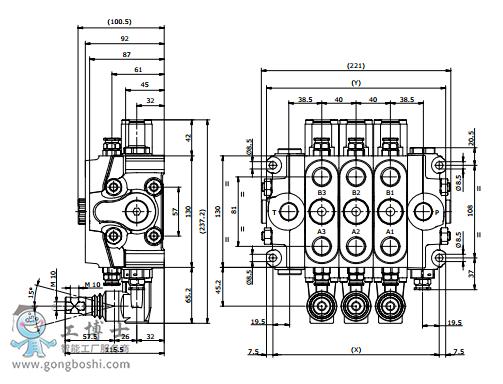 HC-D4 尺寸图