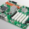 研华ATX工业母版AIMB-767支持双VGA DVI显示4COM 双LAN