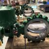 Fisher费希尔8532调节蝶阀,承接进口品牌调节阀和执行机构维修服务