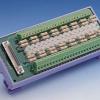 研华ADAM-3951安装IN导轨的接线端子模块 带LED指示灯