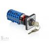 ABB机器人配件控制柜备件转换开关 三档模式开关3HAC3116-1