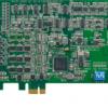研华64路模拟量输入卡PCI-1747U 16位分辨率250KS采样速率