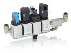 ABB机器人备件 净化气柜  3HNA004964-001