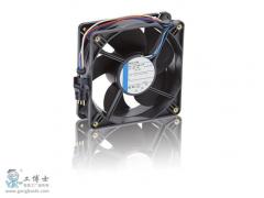 ABB机器人配件 控制柜驱动散热风扇 3HAC6658-1