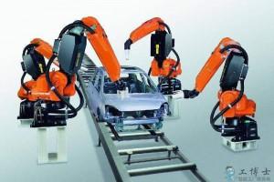 2019年第一季度北美机器人订单下滑
