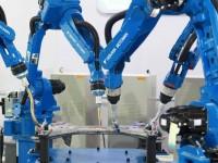 安川机器人实际应用