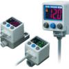 ZSE40A(F)/ISE40A SMC 2色显示式高精度数字式微压开关