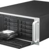 研华HPC-7442工业服务器4U架式机箱 支持EATX/ATX/MicroATX主板