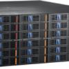 研华HPC-8424工业服务器4U储存机箱 使用转接卡支持4个NVMe硬盘