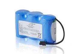 ABB机器人备件CPU电池3HAC16831-1 10.8V锂电池