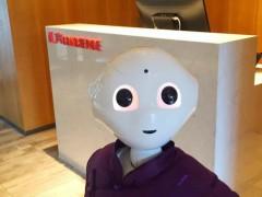 pepper智能机器人酒店成功案列