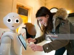 pepper智能机器人市政厅成功案列