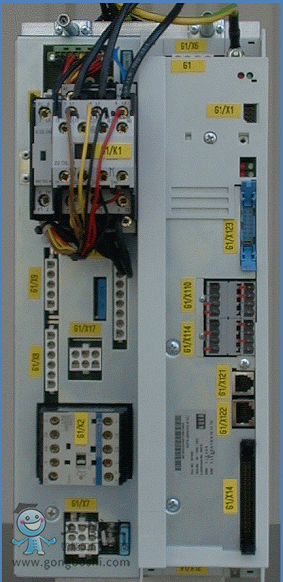 库卡机器人KSP600硬件