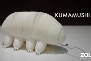 日本开发出3D打印生物启发机器人