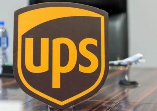 UPS无人机送货