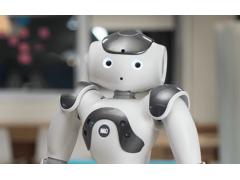 软银机器人 NAO教育机器人 小型智慧服务类机器人