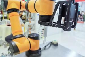 遨博智能新推大负载协作、智能视觉和力控机器人