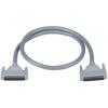 研华PCL-10137H双层屏蔽电缆 2个37芯D-sub插头