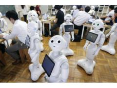机器人+教育案列 |Pepper机器人适应教育行业、学校等