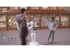 机器人+博物馆|Pepper机器人博物馆案例灵活性、适应性、移动性