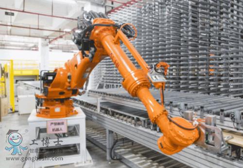 工业机器人在定制家具中的应用将越发广泛