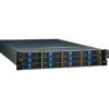 研华2U机架式SKY-7210融合服务器 支持3个网络扩展模块