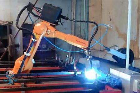 焊接机器人将是未来工业制造过程中的中坚力量