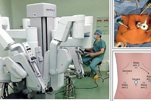 达芬奇机器人落户医院 机器人已经成为广大患者眼中的红人