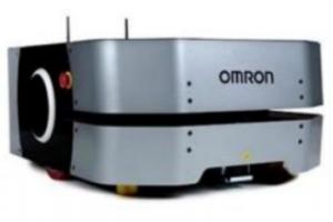 欧姆龙推出移动机器人LD-250 最多可运输达250公斤的重量