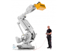 ABB IRB 8700-800/3.50紧凑设计、简单易用性和低维护成本种通用工业机器人