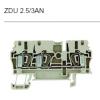 魏德米勒端子ZDU2.5/3AN 1608540000广州一级代理