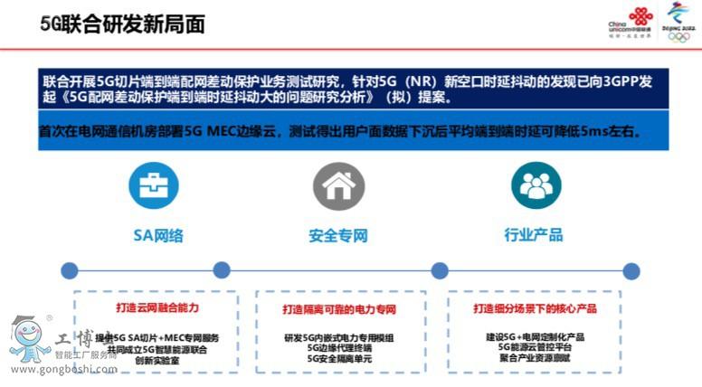 """5G使能泛在电力物联网:联通携手国网打造""""新生态"""""""