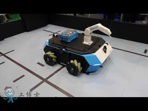 2019国际机器人展:各大企业的特色机器人产品展示