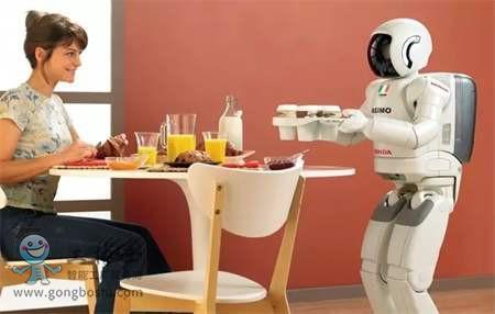 机器人进入家庭生活的新领域