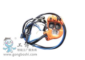 ABB机器人配件 IRB2400机器人4~6轴本体电缆