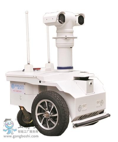 测温巡逻机器人