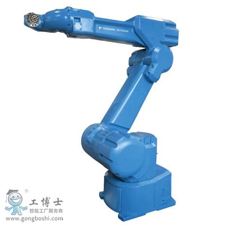 安川机器人喷涂