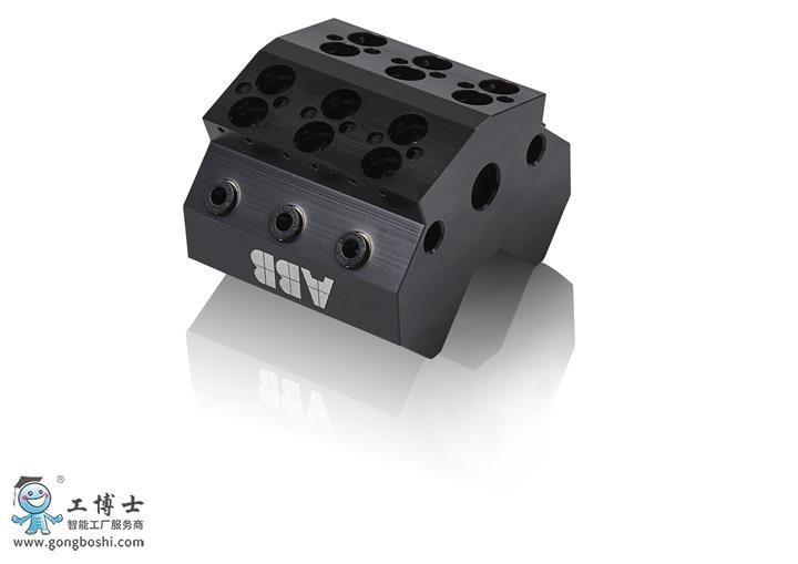 ABB机器人喷涂换色阀:3HNA013862-001