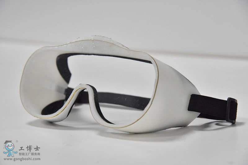 湖南云箭3D打印医用护目镜日产量将从600副提升到2000副