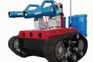 澳柯玛推出消毒杀菌机器人