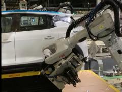 ABB机器人全自动轮胎装配视频(一) (19播放)