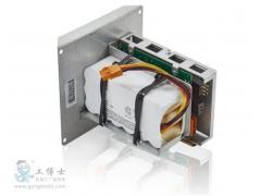 ABB机器人配件 3HAC5393-2 电池单元