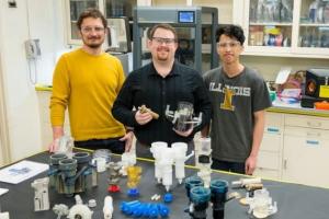 科学家利用3D打印技术扩大了同位素的回收利用