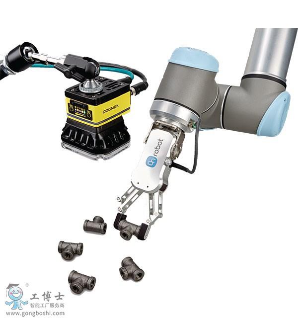 UR优傲机器人,康耐视IN-SIGHT二维视觉插件2