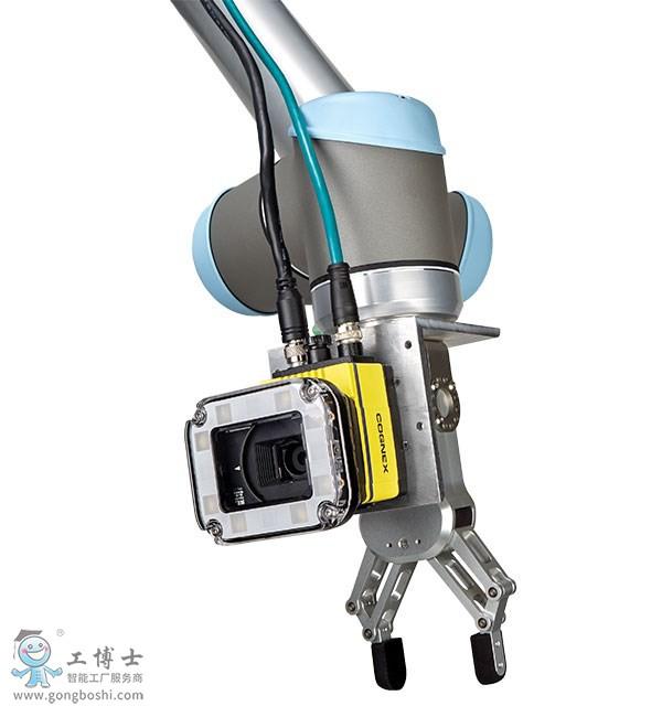UR优傲机器人,康耐视IN-SIGHT二维视觉插件