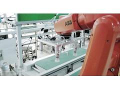 天津RINX汽配保险杠流水线ABB喷涂机器人调试(现场经理,机器人工程师)——ABB机器人